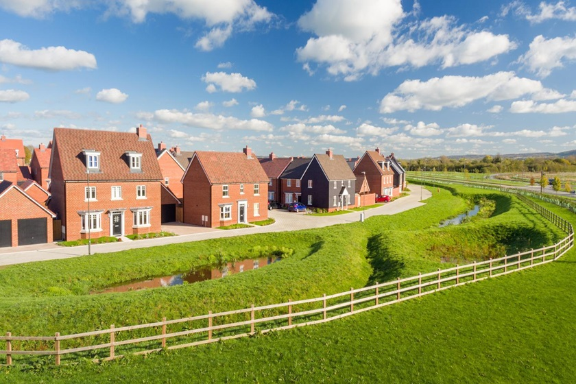 Kingsbrook Homes, Aylesbury